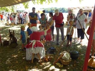 Journées du Patrimoine château de La Brède 024